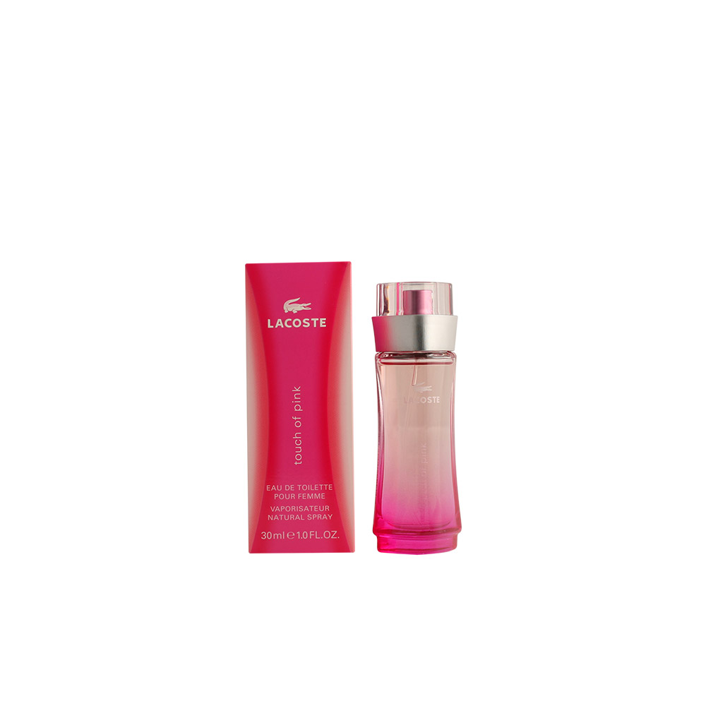 Lacoste TOUCH OF PINK edt vapo 30 ml