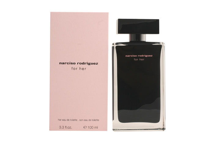 Narciso Rodriguez NARCISO RODRIGUEZ FOR HER edt vapo 100 ml