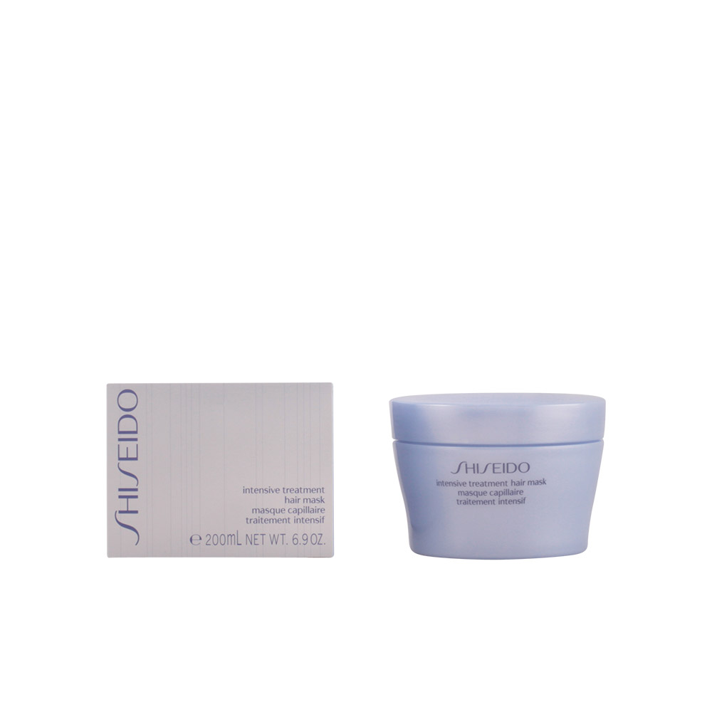 Shiseido HAIRCARE intensive treatment hair mask 200 ml