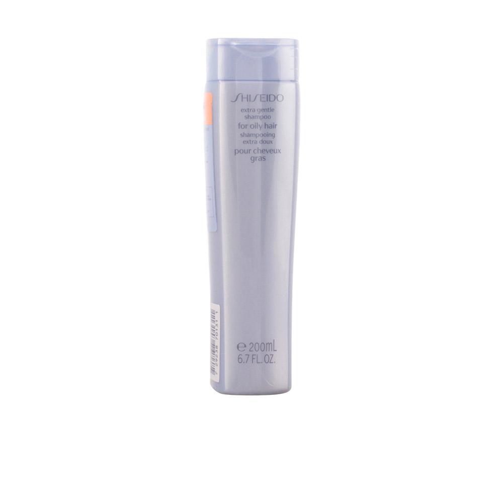 Shiseido HAIRCARE extra gentle shampoo for oily hair 200 ml