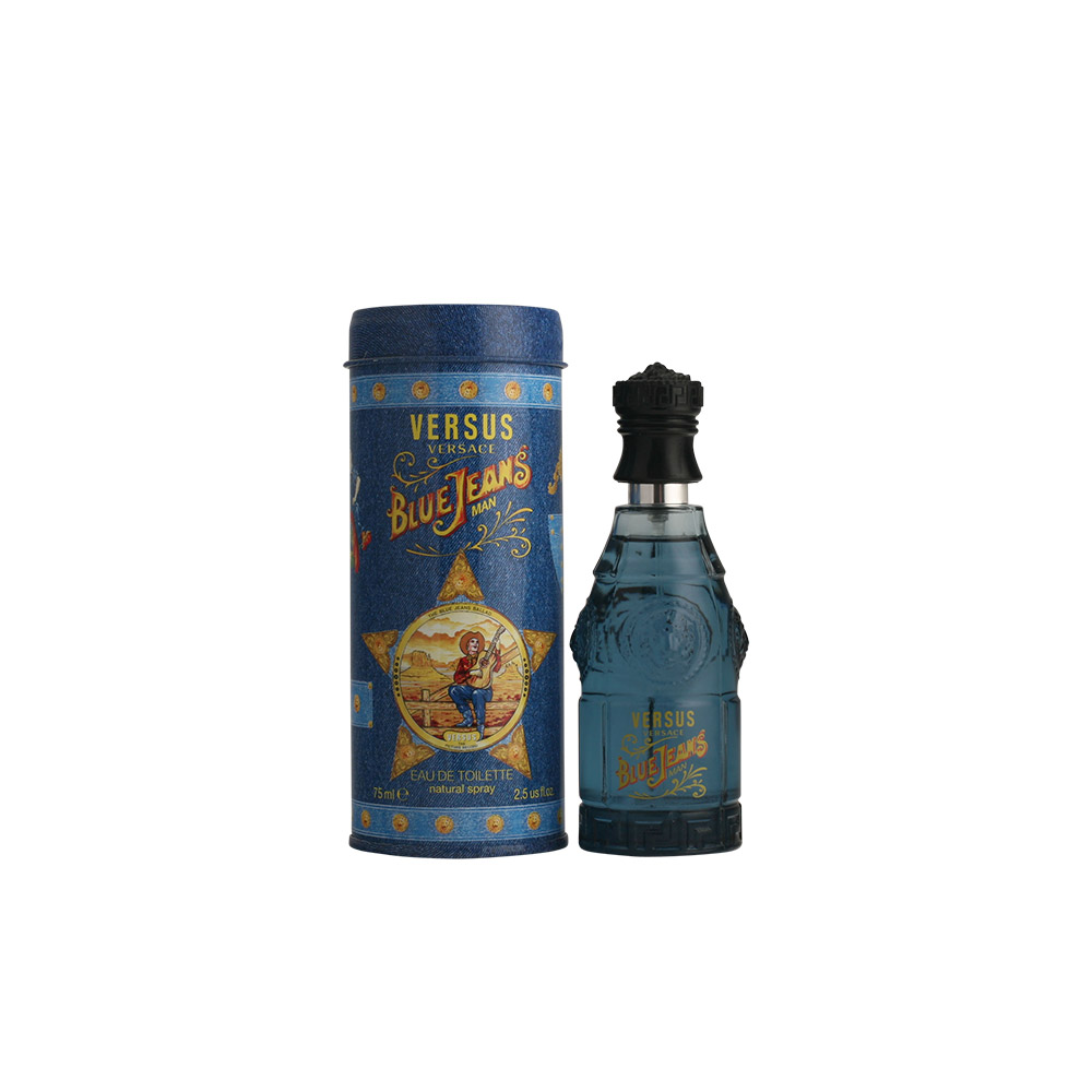 Versace BLUE JEANS edt vapo 75 ml
