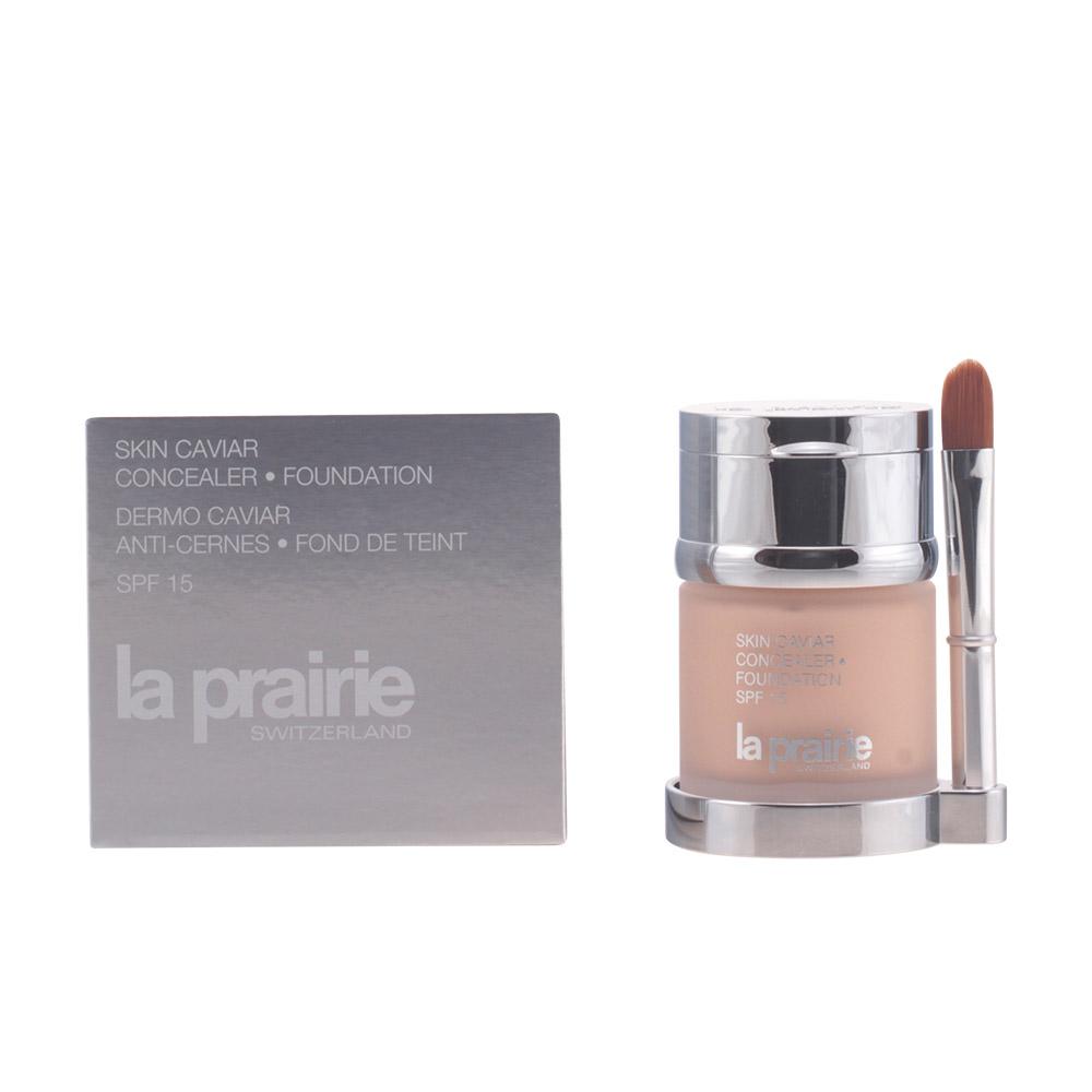 La Prairie SKIN CAVIAR concealer foundation SPF15 #ivoire 30 ml