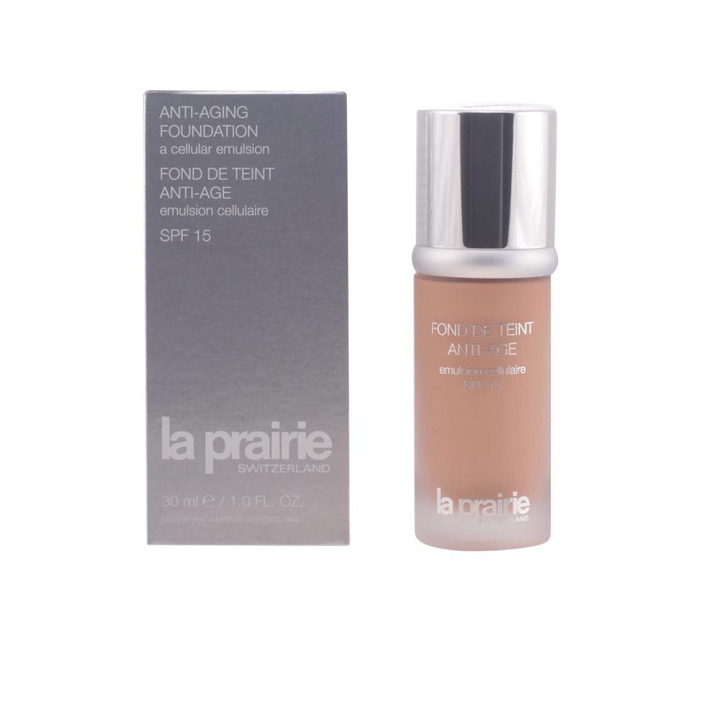 La Prairie ANTI-AGING foundation a cellular emulsion SPF15 #800 3