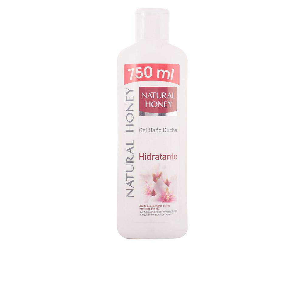 Natural Honey ACEITE ALMENDRAS DULCES hidratante gel de ducha 750