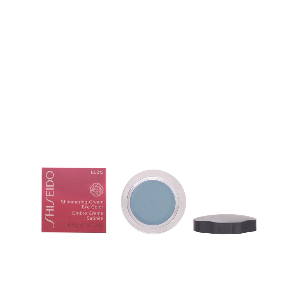 Shiseido SHIMMERING CREAM eye color #BL215-ice 6 gr