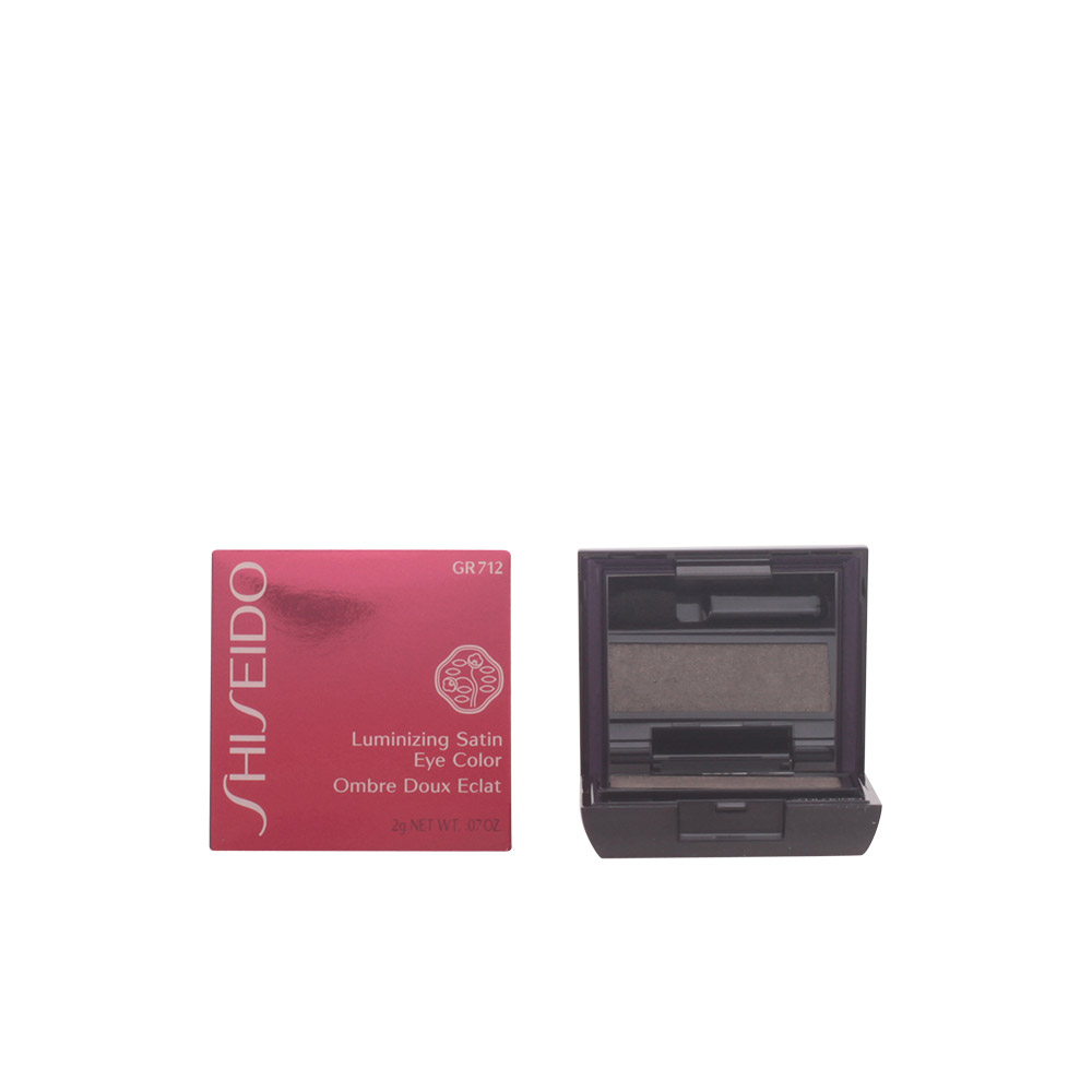 Shiseido LUMINIZING SATIN eyeshadow #GR712-kombu 2 gr