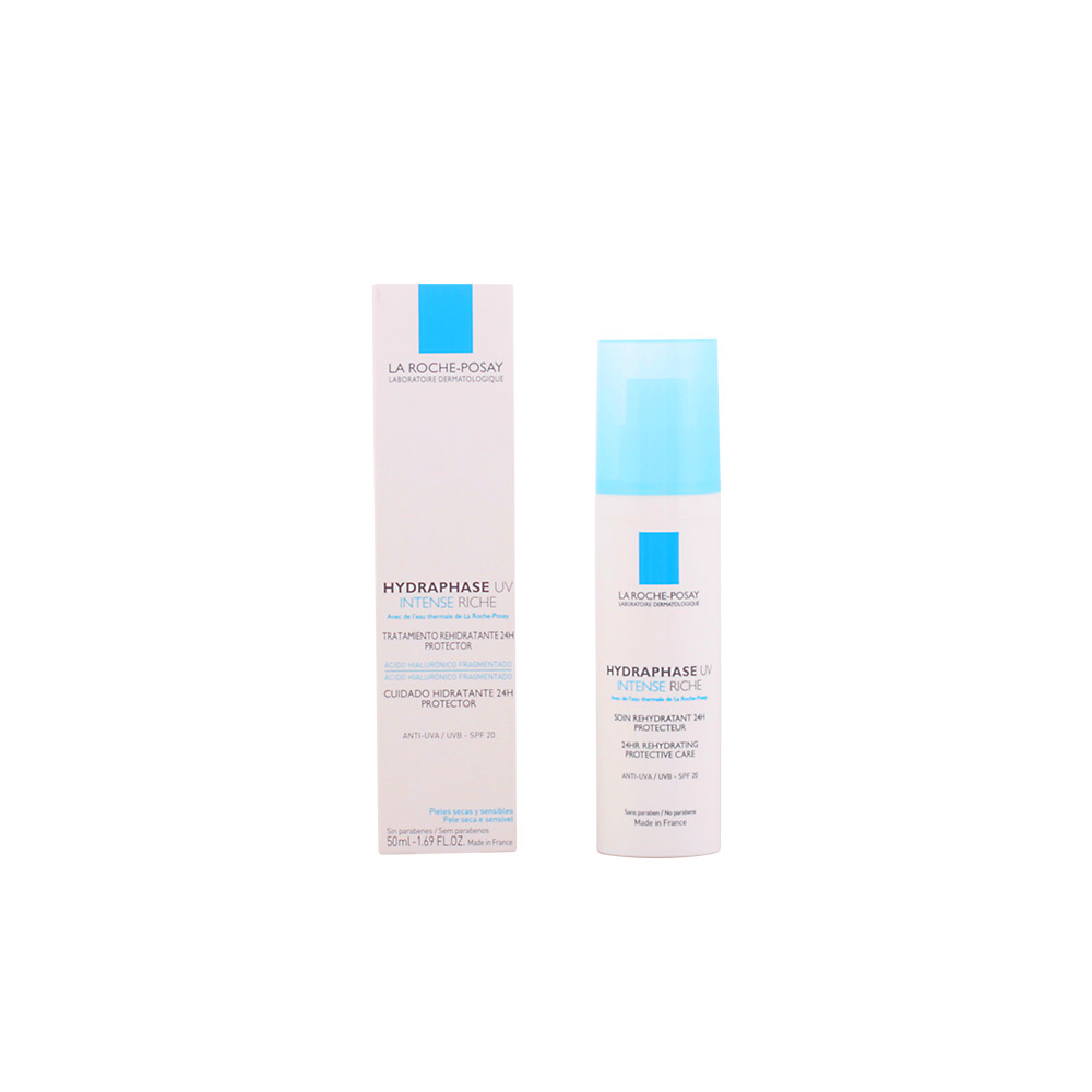 La Roche Posay HYDRAPHASE UV intense riche réhydratant intensif 5