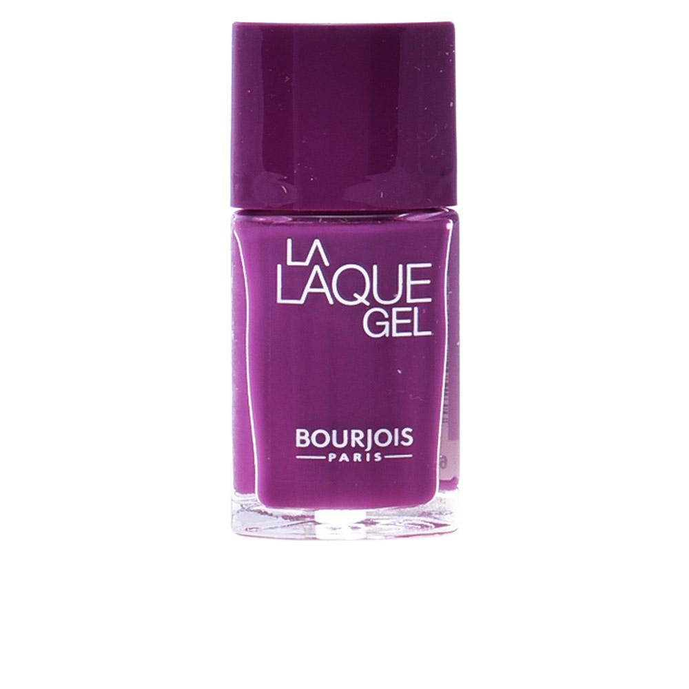 Bourjois NAILS LA LAQUE GEL #21-fig good 10 ml