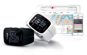 Reloj Polar M400 de entrenamiento con GPS integrado y registro de