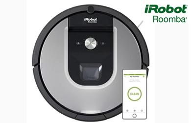 Robot aspirador Roomba 965 Succión 5x superior con Wifi