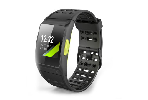 SmartWatch sumergible con Gps