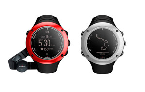 Suunto Ambit2 S Red O GRAPHITE (HR)