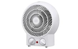 Calefactor de aire caliente ventilador Aigostar  2000W
