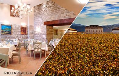 Visita guiada y cata + Menú en el Hotel Palacio Pujadas