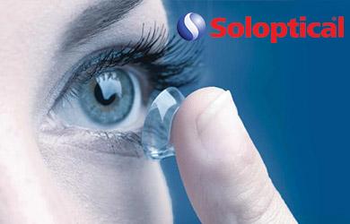 Pack de 6 meses de lentes de contacto hidrogel