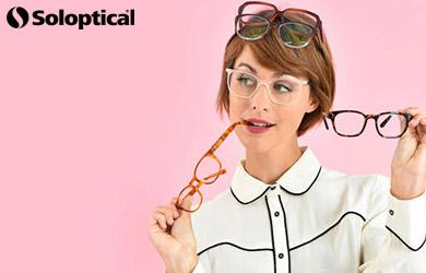 Gafas de ver graduadas monofocales.