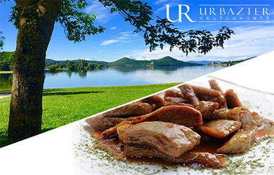 Menú de en el Restaurante Urbazter para 1 persona