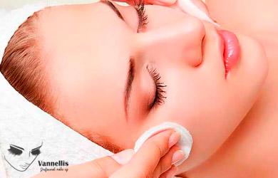 Limpieza facial básica