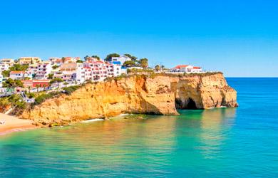 Circuito en autobús de 7 días por el Algarve