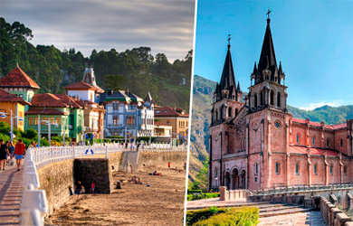 Circuito de 3 días con salidas desde Vitoria, Pamplona, Bilabo y