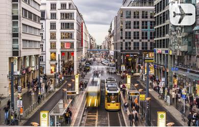 Viaje de 3,4 o 5 días con vuelos desde Madrid o Barcelona, hotel
