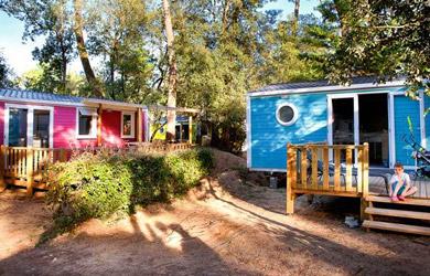 Estancia de 3 noches en el Camping Le Boudigau