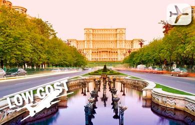 Viaje de 4 días a Bucarest con salidas desde Madrid en hotel 4*,