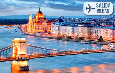 4 días con vuelo directo desde Bilbao, Hotel 4* con desayuno, tra