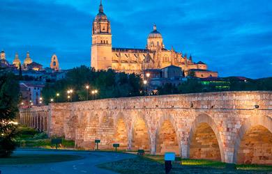 Circuito de 7 días con salidas desde  el País Vasco, La Rioja y N