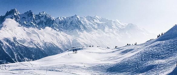 Estancia 7 noches y 6 días de forfait en Chamonix en Febrero