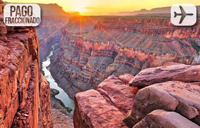 Viaje de 10 días por la Costa Oeste y Gran Cañón  con vuelos desd