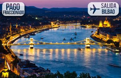 Crucero de 7 días con vuelos desde Bilbao, pensión completa, visi