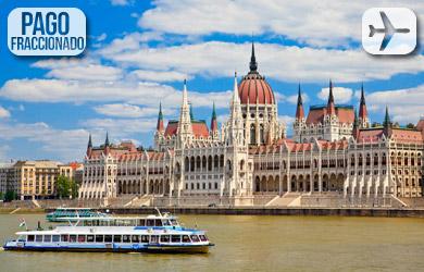 Viaje de 7 días con vuelos desde Bilbao, pensión completa a bordo