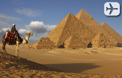 Viaje de 8 días a Egipto con Crucero por el Nilo durante 3/4 noch