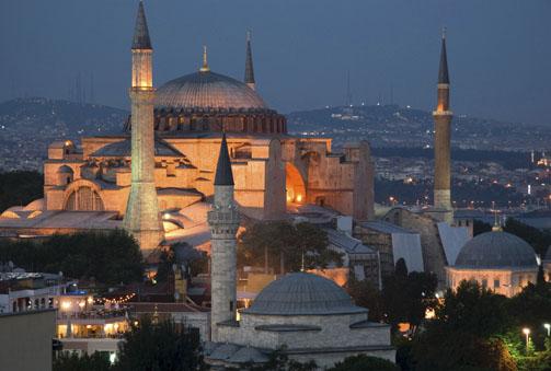 Viaje de 5 días a Estambul en Semana Santa