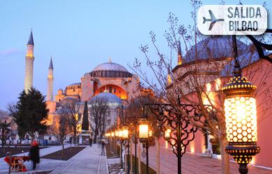 Viaje a Estambul durante 4 días