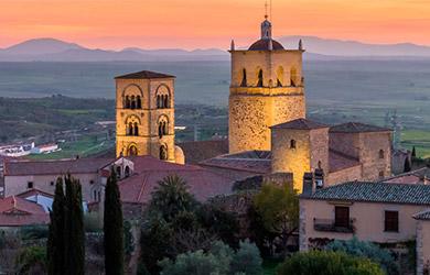 Circuito de 4 días por Extremadura