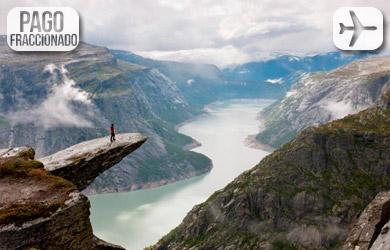 Viaje a los Fiordos al completo con visita a Oslo