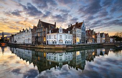 Viaje a Flandes y Paises Bajos