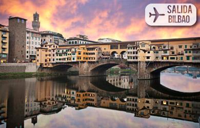 Puente de San José</span> 4 días con vuelo directo desde Bilbao,