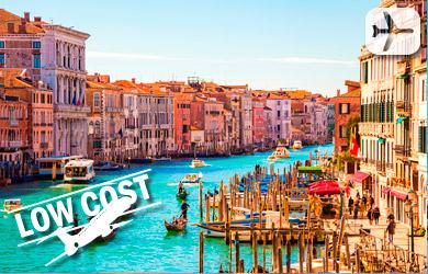 Viaje de 6 días a Florencia y Venecia en hotel con desayuno, bill