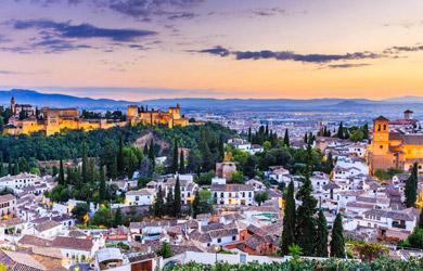 Viaje de 5 días con vuelos desde Bilbao en Hotel 3* en alojamient