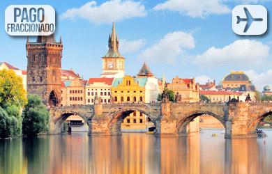 Viaje de 8 días con vuelos desde Bilbao, hotel 3/4* en media pens