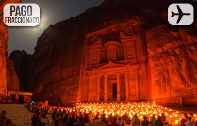Viaje de 8 días a Jordania con vuelos desde Madrid o Barcelona, h