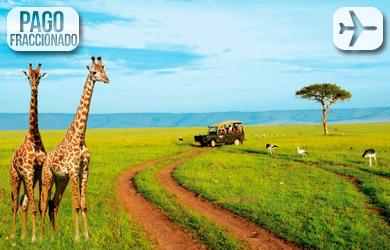 Viaje de 7 días a Kenya y Zanzíbar con vuelos desde Madrid, Barce