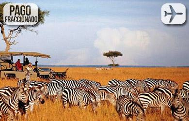 Viaje de 7 días a Kenia