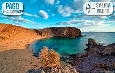 Febrero en Lanzarote : Viaje de 8 días con vuelos directos desde