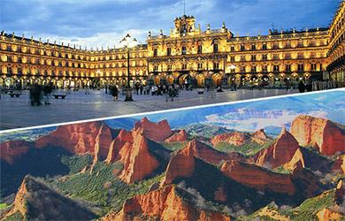 Circuito de 7 días por León y Arribes del Duero