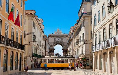 Viaje de 4 días a Lisboa con salidas desde Madrid y Barcelona en