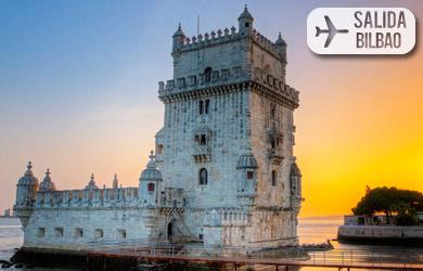 Viaje de 4/5 días con vuelos desde Bilbao, hotel 3* con desayuno,